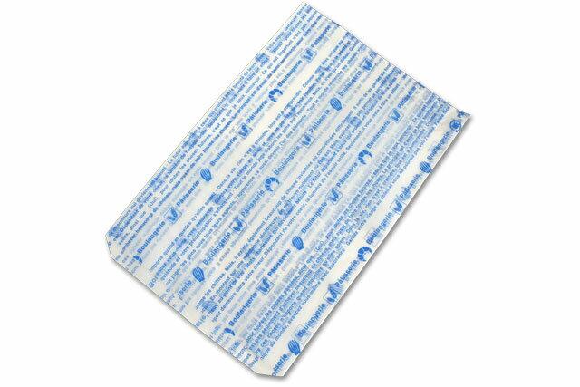 グラシン紙袋M リーニュ・ブルー20枚入