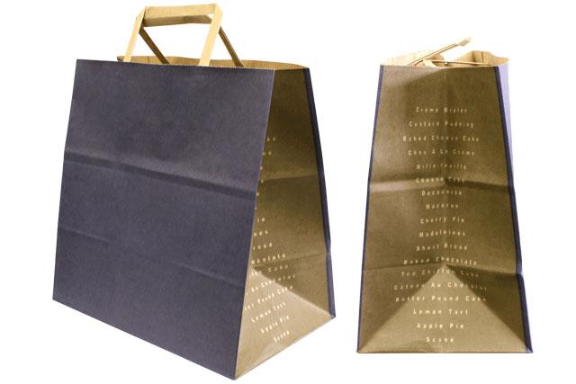 紙袋 ポテトL 1枚 【ラッピング】