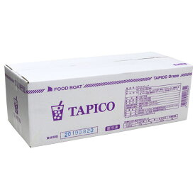 【F】TAPICO グレープ 83g×24個(タピコ) クール便扱い商品