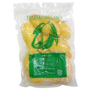 【F】冷凍マンゴー ハーフ 1kgクール便扱い商品【スムージー】【タルト】【マンゴーフェア】