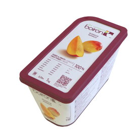 【F】ボワロンマンゴーピューレ 1kgクール便扱い商品【マンゴーフェア】