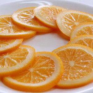 ビデカ オレンジスライス 皮付 410g 約20枚入 【N】