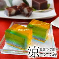 お得意先へのご挨拶の手土産に!夏らしい涼やかな和菓子を探しています。