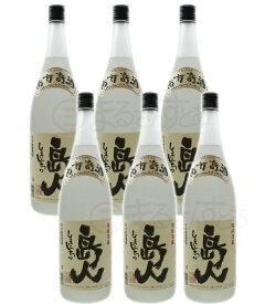 琉球泡盛 新里酒造 島人(しまんちゅ) 20度 1.8L×6本瓶[送料無料]