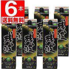 琉球泡盛残波紙パック1.8L×6本[送料無料]