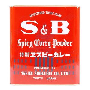 業務用エスビー食品 エスビー食品特製カレー粉 2kg [送料無料]