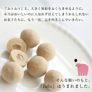 【BOXタイプSサイズ】fufuヘーゼル香るとろりんショコラ