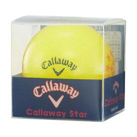 Callaway Star(キャロウェイ スター)パークゴルフボール スリーピース
