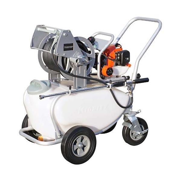 【KIORITZ/共立】タンクキャリー動噴 TK801HP[エンジン/噴霧器/動噴/防除機]