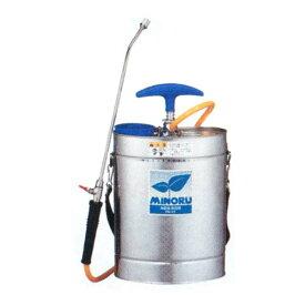 【MINORU/みのる産業】肩掛噴霧機 『FM-4Y』 [タンク容量4L/噴霧器]
