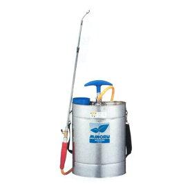 【MINORU/みのる産業】肩掛噴霧機 『FM-9Y』 [タンク容量9L/噴霧器]