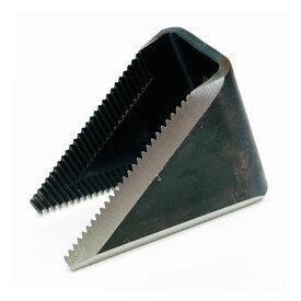 クボタコンバイン用 脱こく刃『クボタ両面刃』[皆川農器製 ワラ切刃]
