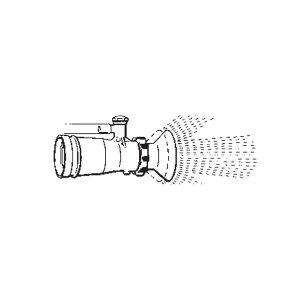 【MARUYAMA/丸山製作所】背負動力散布機アタッチメント 『ミスト装置』 26L〈品番107298〉