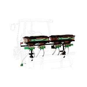 【TAISHO/タイショー】肥料散布機 グランドソワー『UX-140MT』 マウントタイプ[粒状肥料 土壌改良剤 有機ペレット 砂状肥料]