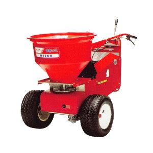 【KANRYU/カンリウ】肥料散布機 まきっこ 『MF760T』 ターフタイヤ仕様