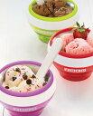 ZOKU・アイスクリームメーカー:レッドワークス39423:おもしろ雑貨・キッチン・アイスクリーム・シャーベット・ジェ…