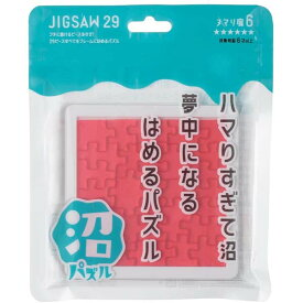 沼パズル ジグソー29 はなやま Hanayama