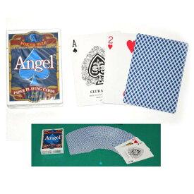 高級紙製 トランプ ANGEL エンゼルPR081 パーティーグッズ ゲーム トランプ ポーカー ブラックジャック カジノnc