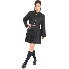 女子学ランスカート JPC パーティーグッズ 女性用学生服 コスチューム コスプレ 衣装 仮装 変装 ++