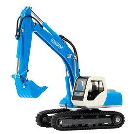 ダイヤペットDK-6113・パワーシャベル:アガツマ:建設機械ミニカーモデル ++
