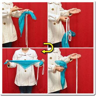 绳索和丝绸的逃走(顶级的物品)DP-r7221绳索魔术