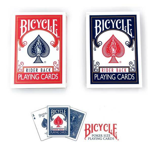 トランプ バイスクル ポーカーサイズ 手品 マジック カードマジック YP