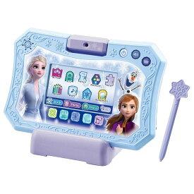 【アダプターセット】ディズニー アナと雪の女王2 ドリームカメラタブレット(ACアダプター TYPE5付)〔タカラトミー〕
