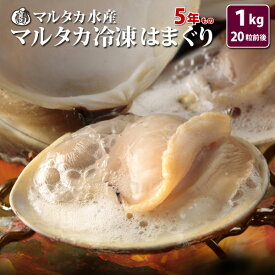 【送料無料】冷凍はまぐり 5年もの5cm〜6cmサイズ 500g×2袋入(18〜20粒入)♯貝 はまぐり ハマグリ 蛤 バーベキュー 海鮮 冷凍