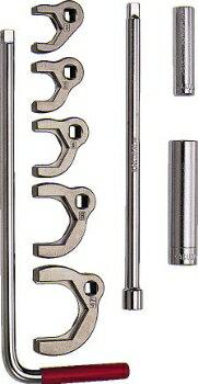 【送料無料】カクダイ 立形金具しめつけ工具セット(ケース入)(品番:6034)
