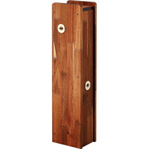 【送料無料】カクダイ 角水栓柱用化粧カバー(木)(品番:624-138)