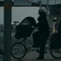 【前用-最新モデルversion3.0】チャイルドシート自転車子供乗せレインカバー前用soccaソッカマルト