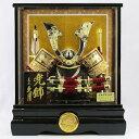 五月人形 久月 兜ケース飾り 久月 8号 兜飾り 取り付けケース入り オルゴール付 ガラスケース 久月 GOQ-K51518コンパ…