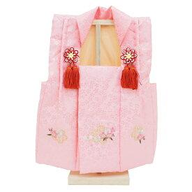 被布着 No.11 刺繍付き (薄めのピンク) (飾り台付き) HFF-3640-09-002