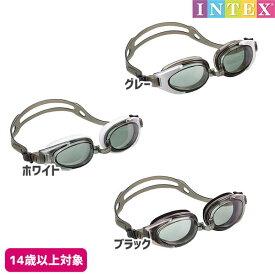 水中眼鏡 ウォータースポーツゴーグル 対象年齢:14歳以上 SWM-PT-55685INTEX (インテックス) ゴーグル 水中メガネ 子供用 【あす楽対応】 etc