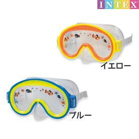 水中眼鏡 ミニアビエータースイムマスク 対象年齢:3歳〜8歳まで SWM-PT-55911INTEX (インテックス) ゴーグル 水中メガネ 子供用 【あす楽対応】 etc