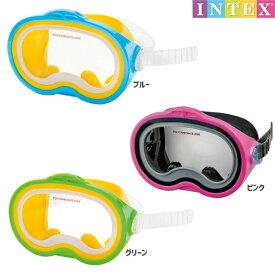 水中眼鏡 シースキャン スイムマスク 対象年齢:8歳以上 SWM-PT-55913INTEX (インテックス) ゴーグル 水中メガネ 子供用 【あす楽対応】 etc