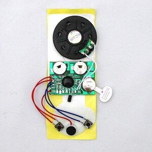 超薄型10秒ボイスレコーダー(完成品)