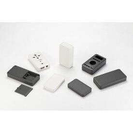 タカチ電機工業 LC型ハンドタイププラスチックケース(オフホワイト) 【LC135H-N-W】