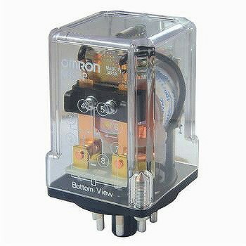 OMRON 小型パワーリレー 【MK2P-AC100V】