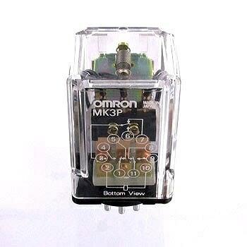 OMRON 小型パワーリレー 【MK3P-AC100V】