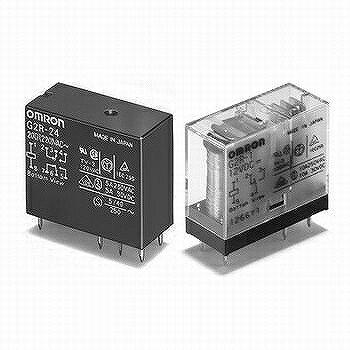 OMRON パワーリレー プラスチック・シール形 a接点 1極 DC12V 【G2R-1A4-DC12V】