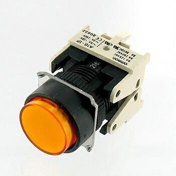 OMRON 丸形押しボタンスイッチ 【A16-TYM-1P】