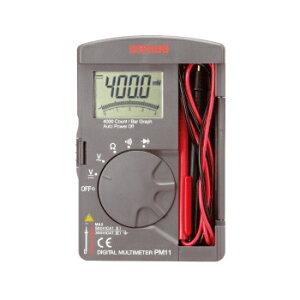 三和電気計器 デジタルマルチメータ 【PM11】