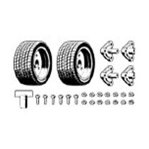TAMIYA スポーツタイヤセット 【ITEM70111】
