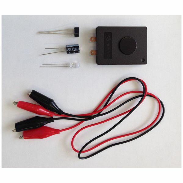音力発電 振力電池 実験キット 【SRD-001-BG-EK】