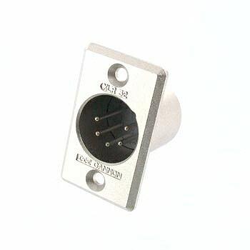 ITTキャノン キャノンコネクター 【XLR-5-32】