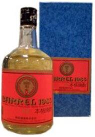 昇龍 BARREL [1983] 38度 720ml