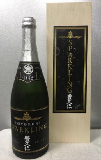 (限定品) 豊久仁 瓶内二次発酵 SPARKLING 720ml