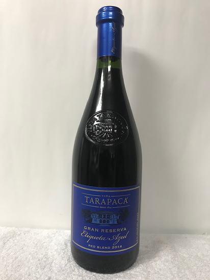 正規品 タラパカ グランレゼルバ ブルーラベル 2014年 750ml