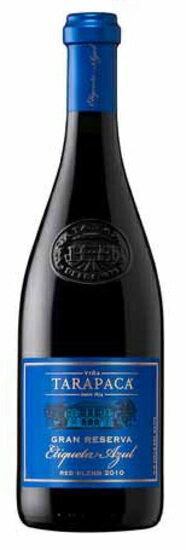600本のみ限定発売! タラパカ グラン レゼルバ ブルー ラベル [2012]年 赤 750ml 箱なし (チリ・ワイン)